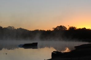 What did I say? The sunrises are just perfect at KCW.