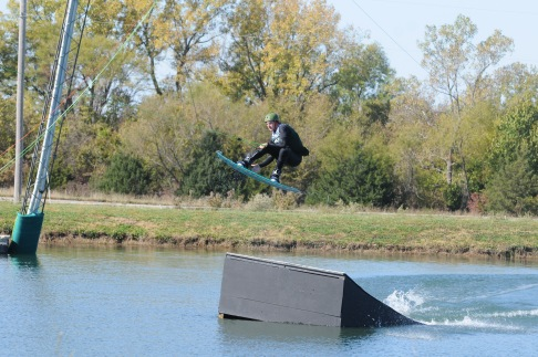 Grant Duininck grabbed the first place spot in advanced.